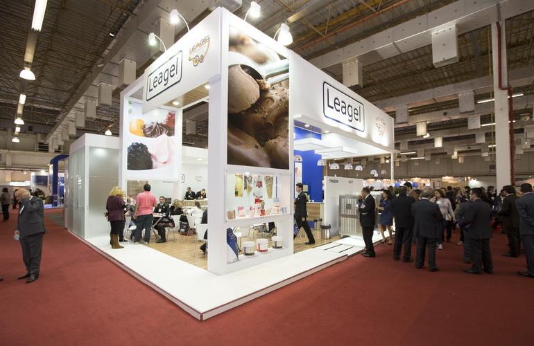 Tecnosorvetes 2012, Feira Internacional de Tecnologia para Indústria de Sorvete Profissional